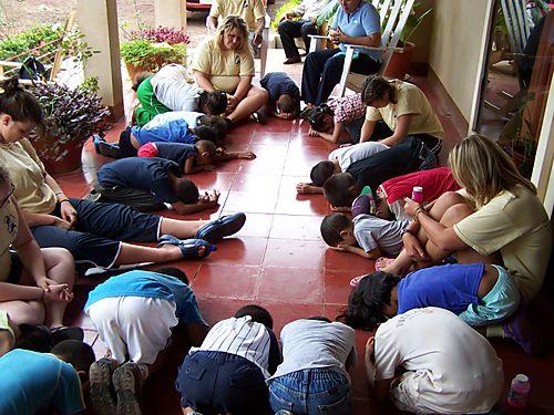 Orphan Prayer