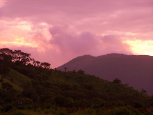 View from Hosanna Masaya