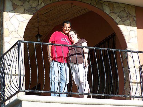 Abdias and Amy Cerrato